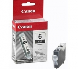 Canon BCI-6BLK fekete tintapatron (4705A002)
