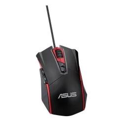 ASUS Espada GT200 USB optikai gamer fekete-piros egér (90XB03E0-BMU000)