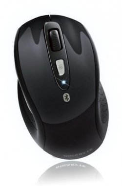 GIGABYTE GM-M7700-BCR Bluetooth lézer fekete egér