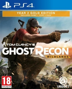 Ghost Recon: Wildlands Year 2 Gold Edition PS4 (2805682)