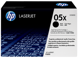 HP 05X fekete toner (CE505X)
