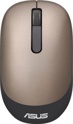 ASUS WT205 wireless optikai fekete-barna egér (90XB03M0-BMU000)