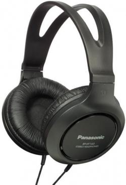 Panasonic RP-HT161E-K fekete fejhallgató