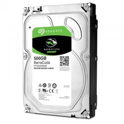 Seagate BarraCuda 3.5'' 500GB SATA3 7200RPM 16MB Merevlemez (ST500DM009)
