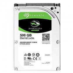 Seagate Barracuda 500GB 5400RPM 2,5'' SATA3 Merevlemez (ST500LM030)