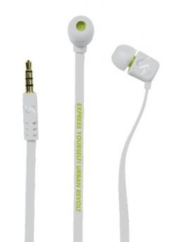 Trust Urban Duga In-Ear mikrofonos fehér headset (19882)