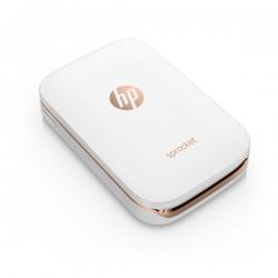 HP  SPROCKET Hordozható FOTÓNYOMTATÓ Fehér (Z3Z91A)