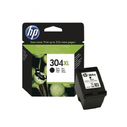 HP 304XL fekete tintapatron (N9K08AE)
