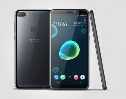 HTC Desire 12 Plus Fekete Okostelefon (99HAPF008-00)