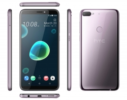 HTC Desire 12 Plus Lila Okostelefon (99HAPF009-00)