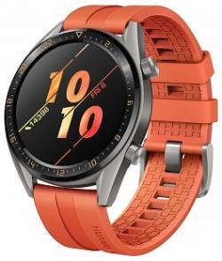 Huawei Watch GT narancssárga sportóra (55023722)