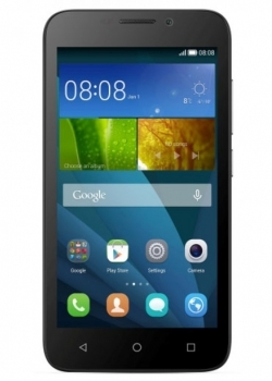 Huawei Y6 II Compact LTE Dual Sim Fekete Okostelefon (51090QFY)
