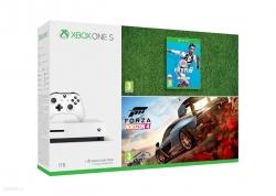 Xbox One S 1TB + FORZA HORIZON 4 + FIFA 19 (234-00561_FIFA)