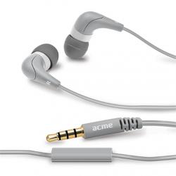 ACME HE15 szürke mikrofonos fülhallgató (ACFHHE15G)
