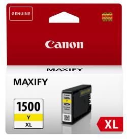Canon PGI-1500XL Y sárga tintapatron (9195B001)