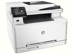 HPLaserjet Pro 200 color MFP M277n színes multifunkciós lézernyomtató (B3Q10A)