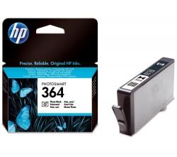 HP 364 fotó fekete  tintapatron (CB317EE)