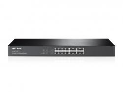 TP-LINK TL-SF1016 16 portos 10/100 Mbps rackbe szerelhető switch