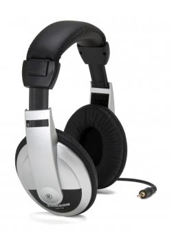 SAMSON HP 10 fekete-ezüst fejhallgató (SAHP10)