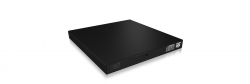 Raidsonic IB-AC640a SATA slim line CD/DVD-ROM Beépítő keret fekete