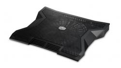 Cooler Master Notepal XL 17'' fekete notebook hűtő (R9-NBC-NXLK-GP)