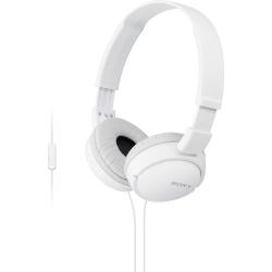 Sony MDR-ZX110APW fehér mikrofonos fejhallgató (MDRZX110APW.CE7)