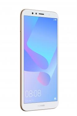 Huawei Y6 2018 Dual Sim Arany Okostelefon (51092JHS)