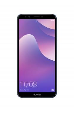 HUAWEI Y7 PRIME 2018 32GB Dual SIM kék okostelefon (51092JHB)