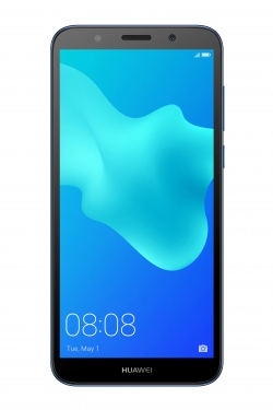 Huawei Y5 2018 Dual Sim Kék Okostelefon (51092LET)