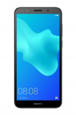 Huawei Y5 2018 Dual Sim Fekete Okostelefon (51092LEU)