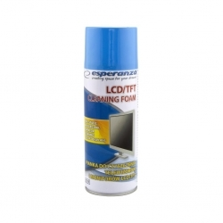 ESPERANZA ES119 400 ml LCD/TFT tisztítóhab