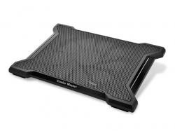 Cooler Master  Notepal X-Slim2 15,6'' fekete notebook hűtő (R9-NBC-XS2K-GP)