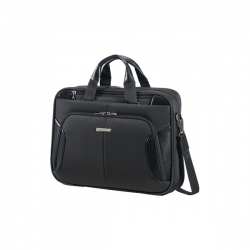 Samsonite XBR Slim Bailhandle 1C 15,6'' fekete notebook táska (08N-009-006)