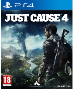 Just Cause 4 PS4 (2805458)