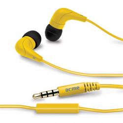 ACME HE15 sárga mikrofonos fülhallgató (ACFHHE15Y)