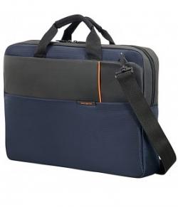 SAMSONITE Qibyte 14,1'' fekete-kék notebook táska (16N-001-001)