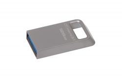 KINGSTON DataTraveler 128GB MicroUSB3.1/3.0 Ezüst Pendrive (DTMC3/128GB)