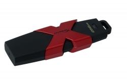 KINGSTON HyperX Savage 256GB USB3.1 Fekete-Piros Pendrive (HXS3/256GB)