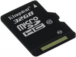 Kingston 32GB SD micro (SDC10G2/32GBSP) memória kártya