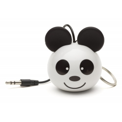 KitSound Mini Buddy Speaker Panda (KWKSNMBPAN)