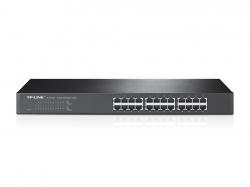 TP-LINK TL-SF1024 24 portos 10/100 Mbps rackbe szerelhető Switch