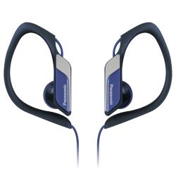 Panasonic RP-HS34E-A kék-fekete clip on fülhallgató