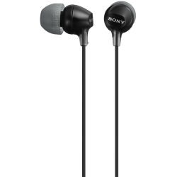 SONY MDR-EX15LPB fekete fülhallgató