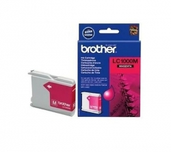 Brother LC1000M magenta tintapatron (TJBLC1000M)