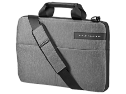 HP Signature Slim Topload 14'' Szürke/Fekete laptop táska (L6V67AA)