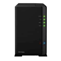 Synology NAS DS218PLAY Disk Station (DS218PLAY NO REG)