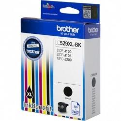 BROTHER LC-529XLBK fekete patron