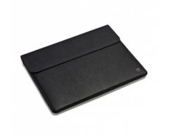 Dicota Leather Sleeve Notebook Tok 10'' Fekete (D30336)