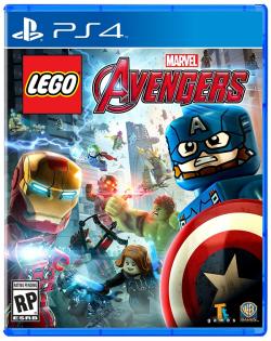 Lego Marvel´s Avengers PS4 (2803170)