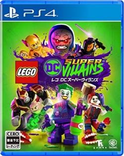LEGO DC Super-Villains PS4 (2805381)
